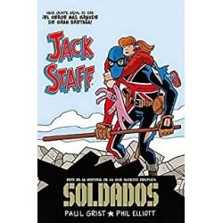 JACK STAFF 02: SOLDADOS