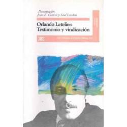 ORLANDO LETELIER: TESIMONIO...