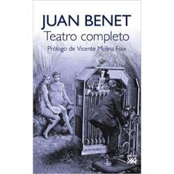 JUAN BENET. TEATRO COMPLETO