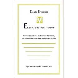 OFICIO DE INVESTIGADOR