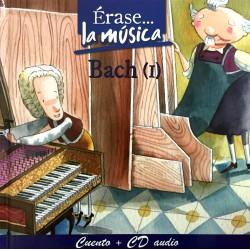 BACH I (LIBRO + CD AUDIO)