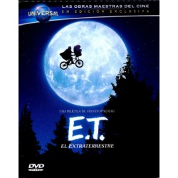 ET (LIBRO + DVD ORIGINAL DE...