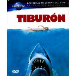 TIBURON (LIBRO + DVD...