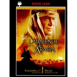 LAWRENCE DE ARABIA (LIBRO +...