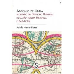 ANTONIO DE UBILLA