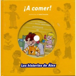 ¡A COMER! (CUENTO + CD AUDIO)