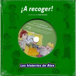 !A RECOGER! (CUENTO + CD...