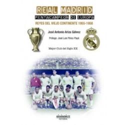 Real Madrid. Pentacampeón...