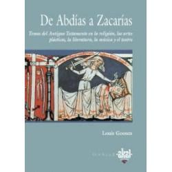 DE ABDIAS A ZACARIAS