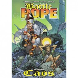 BATTLE POPE 02. CAOS (COMIC)