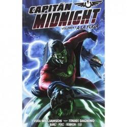 CAPITAN MIDNIGHT 01: A LA FUGA