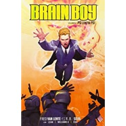 BRAIN BOY 01: PSI CONTRA PSI